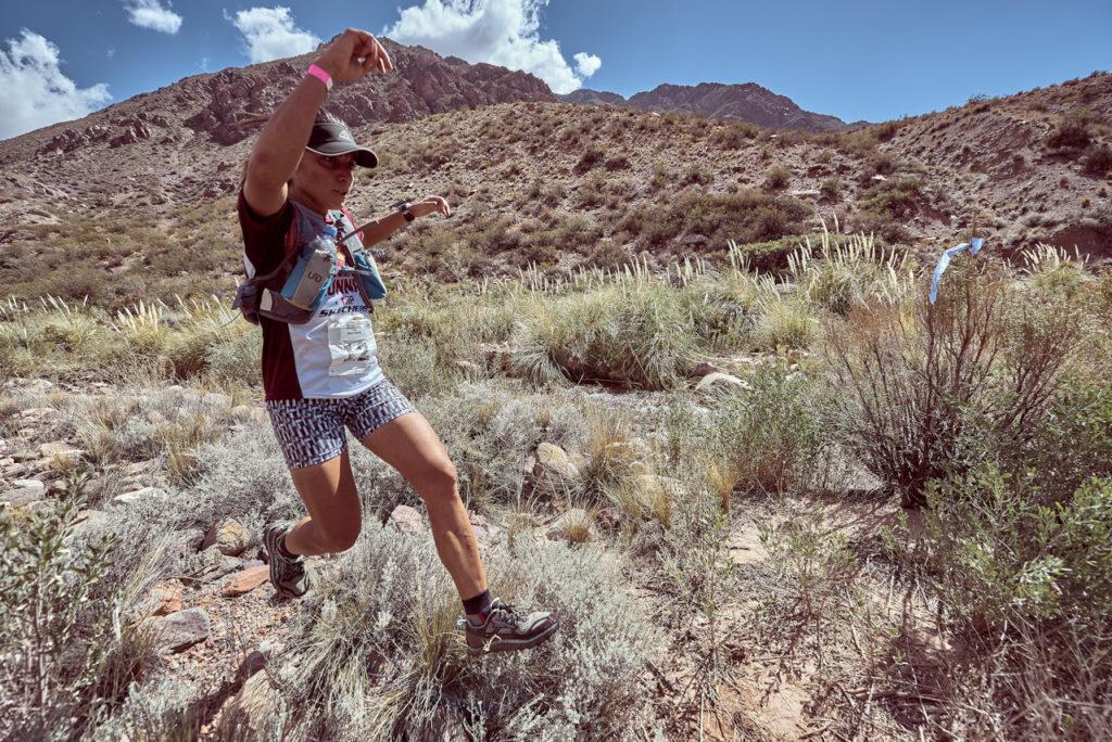 Running Trip Potrerillos